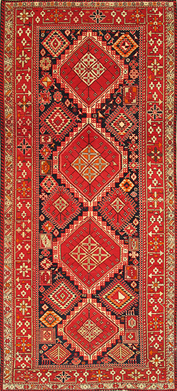 Antique Kazak – 12227