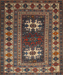 Antique Kazak – 27989