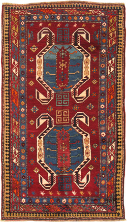 Antique Kazak – 37018