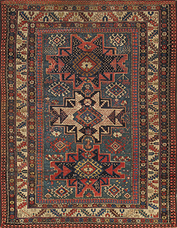 Antique Kazak – 37194