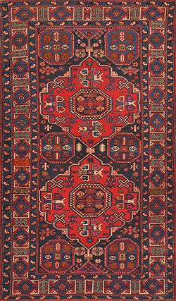 Antique Kazak – 43810