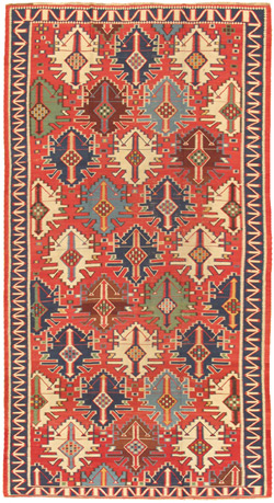 Antique Kilim – 20318
