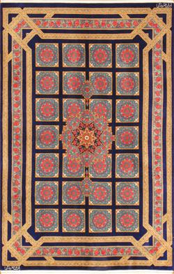 Fine Silk Qum – 38033