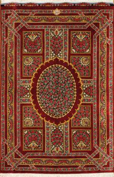 Fine Silk Qum – 41845
