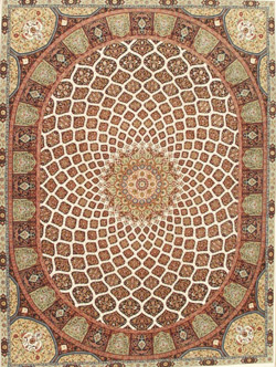 Fine Persian Tabriz – 39478