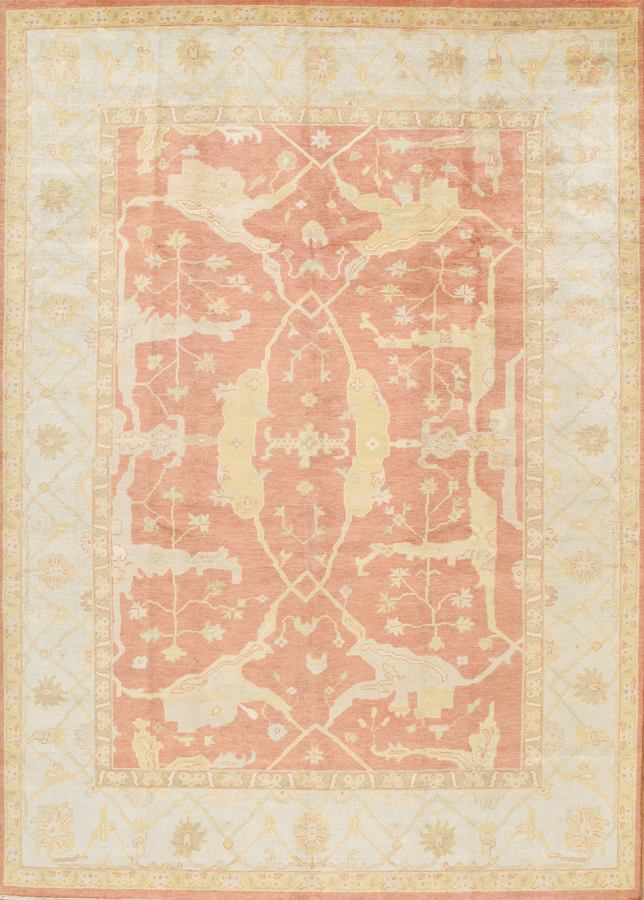Oushak 1410 Glen Cove Rug