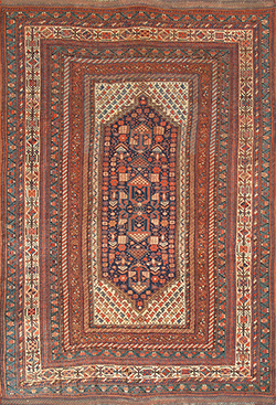 Antique Afshar – 37189