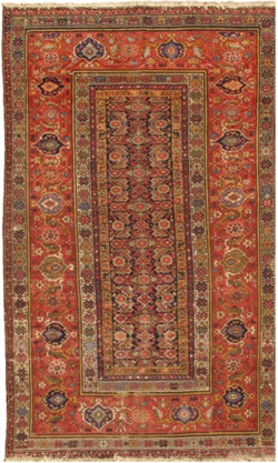 Antique Hamadan – 39404