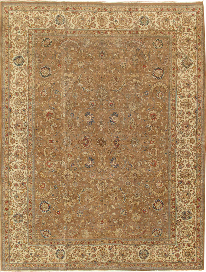 Antique Tabriz 27753 Glen Cove Rug