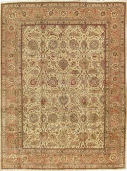 S. Antique Tabriz – 38817